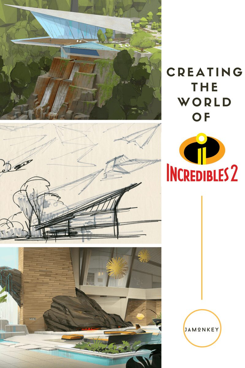 Creating the World of Incredibles 2