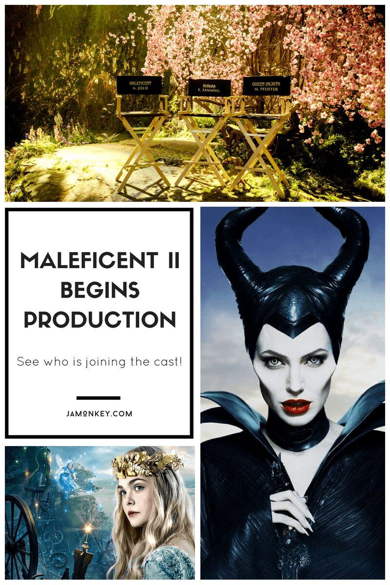 Maleficent 2 Has Begun Production