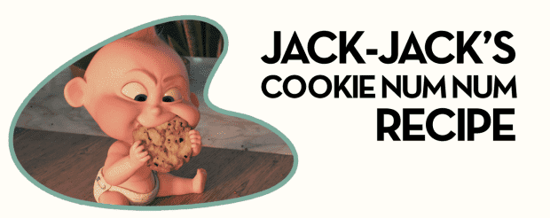 Incredibles 2 Recipes