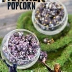 Black Panther and Killmonger Popcorn with Movie Bingo and Activity Printables