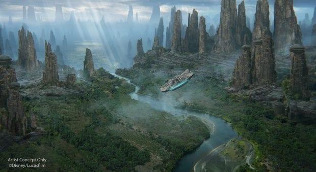 Black Spire Star Wars: Galaxy's Edge