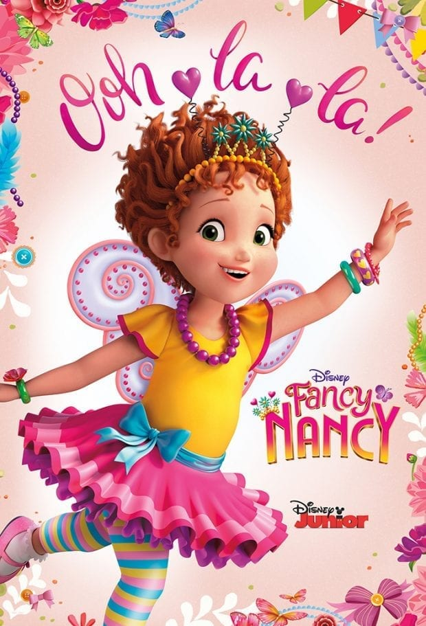 Fancy Nancy Show on Disney Junior