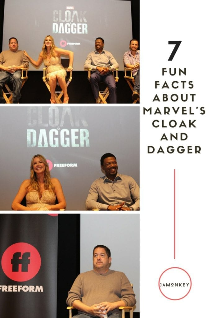 7 FUN FACTS ABOUT MARVEL'S CLOAK AND DAGGER