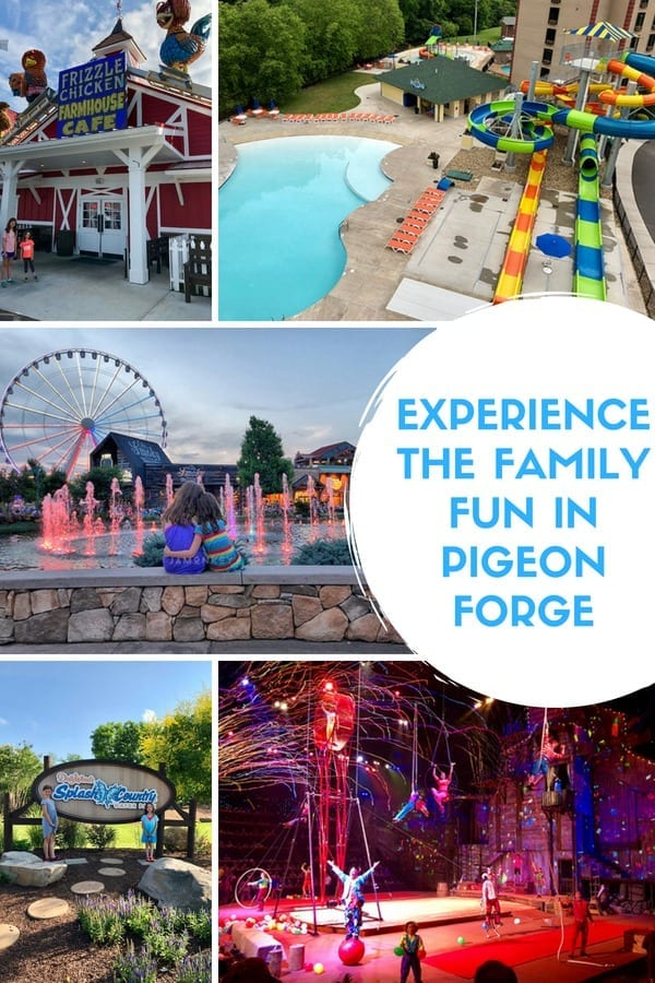 Experience the Family Fun in Pigeon Forge