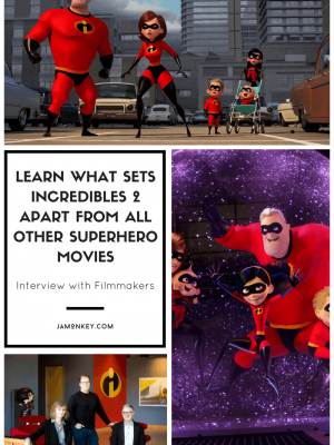 Learn What Sets Incredibles 2 Apart from All Other Superhero Movies