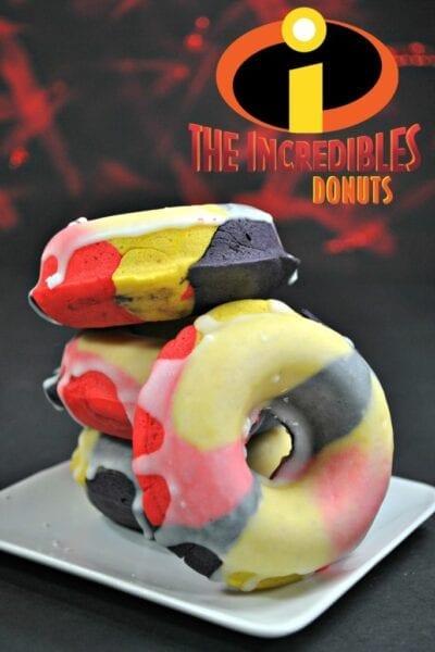 Incredibles Donuts