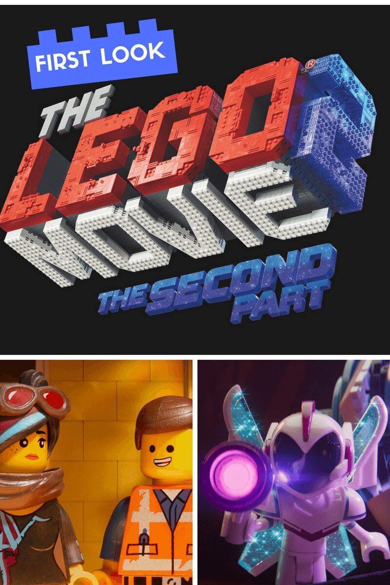 First Look at The Lego Movie 2: The Second Part