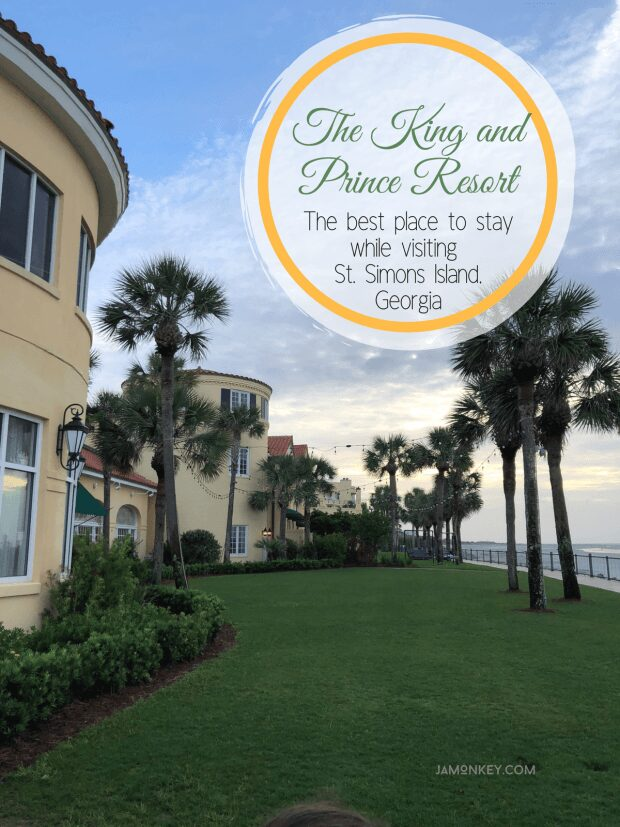 King and Prince Resort: The Best Place to Stay in St. Simons Island, Georgia