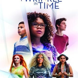 Bring Home A Wrinkle in Time – Win a Copy