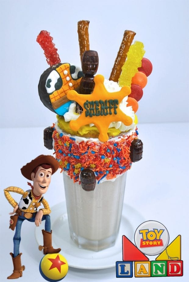 Woody Extreme Milkshake