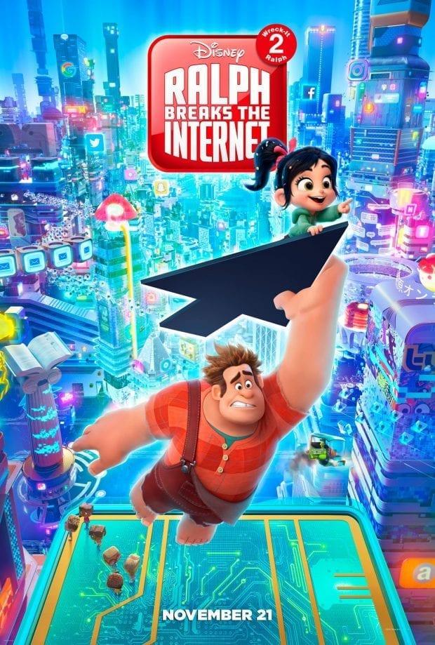 Ralph Breaks the Internet: Wreck-It Ralph 2