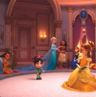 First Look at Epic Princess Scene from Ralph Breaks the Internet: Wreck-It Ralph 2