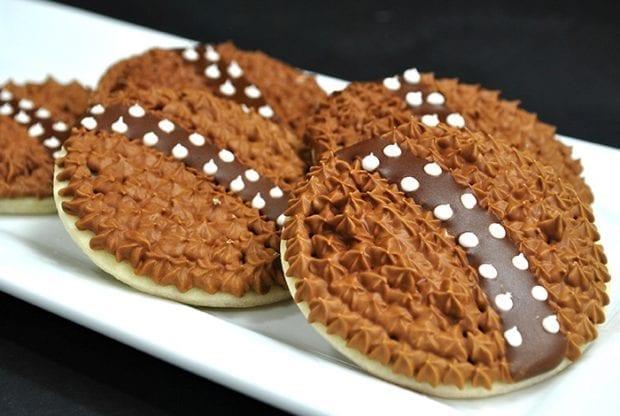 Chewbacca Wookie Cookies