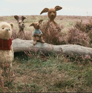 Step Into the Pages with Christopher Robin