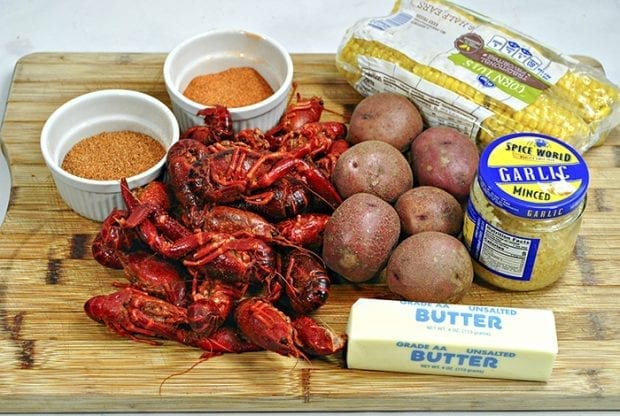 Pressure Cooker Low Country Crawfish Boil