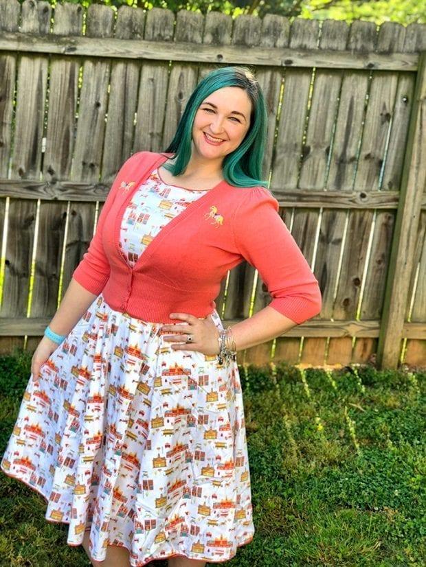 Meghan Cooper - Atlanta Lifestyle Blogger JaMonkey - Atlanta Lifestyle Blog
