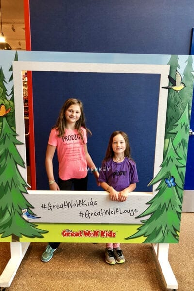 Great Wolf Kids