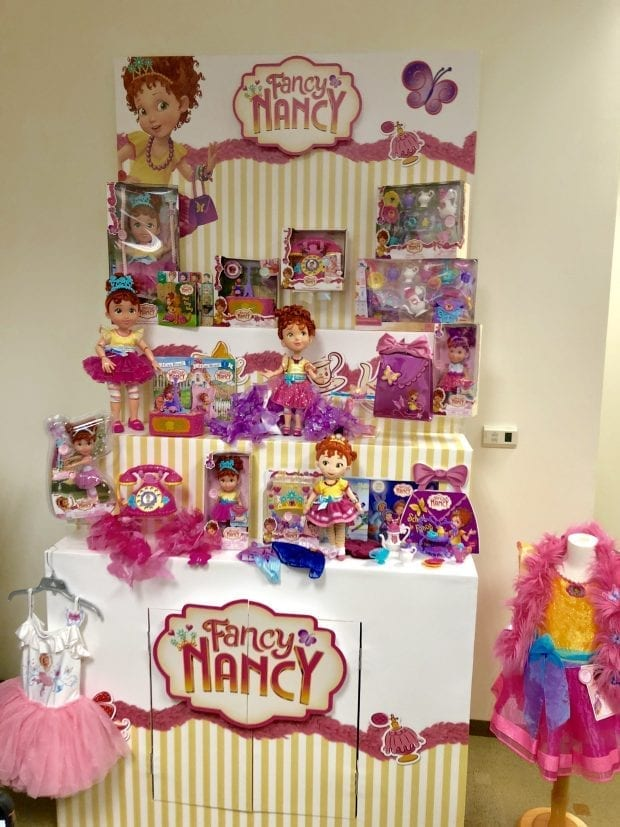 Disney Fancy Nancy Merchandise