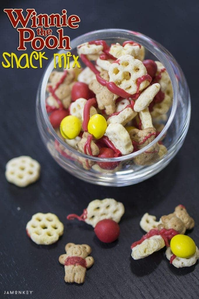 winnie the pooh snack mix ⋆ jamonkey