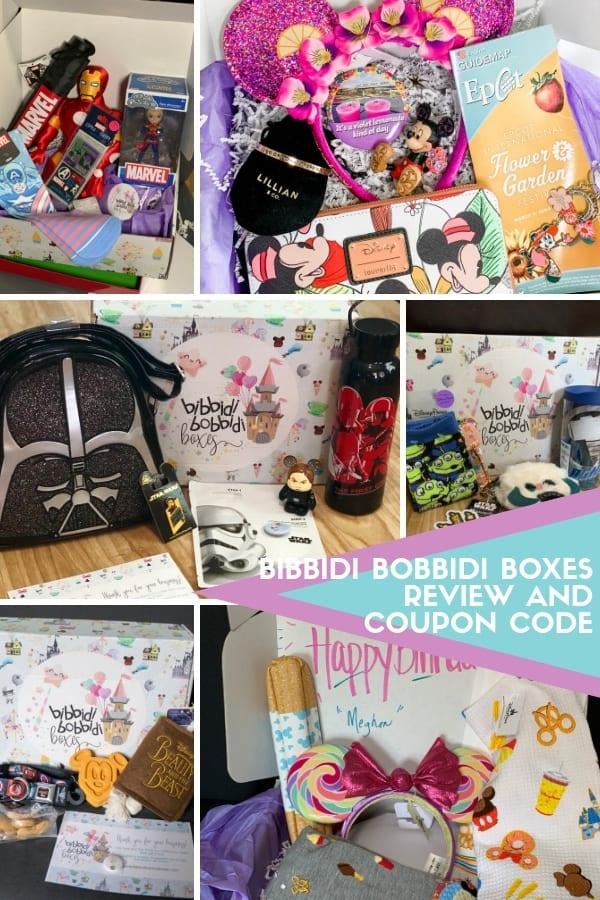 Bibbidi Bobbidi Boxes Review Coupon Code