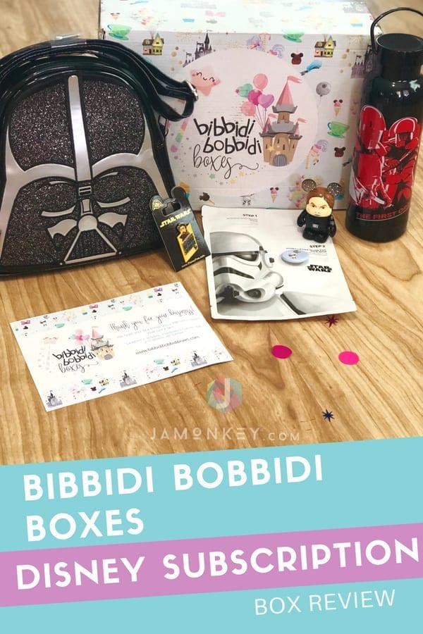 Bibbidi Bobbidi Boxes Review - Magical Disney Subscription Boxes