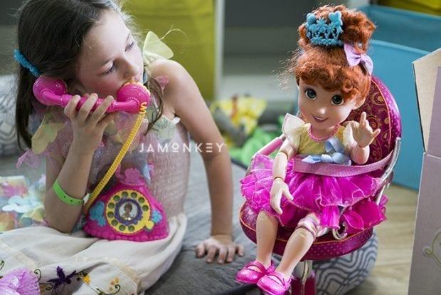 Fancy Nancy Toys - French Phone - 18 inch doll