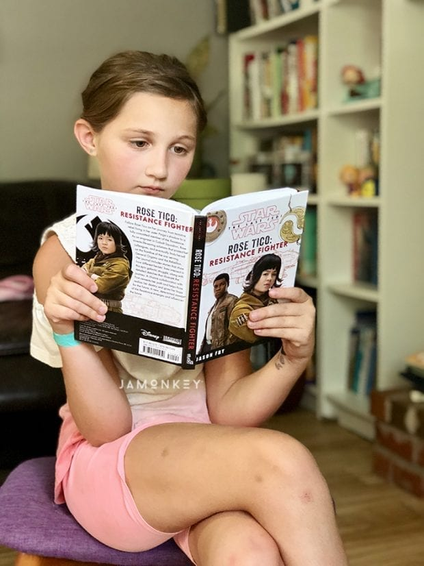 Best Star Wars Books For Girls