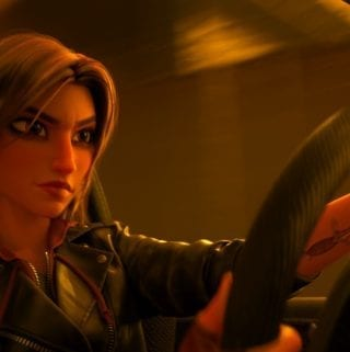 First Look at Gal Gadot in Wreck-It Ralph 2: Ralph Breaks The Internet