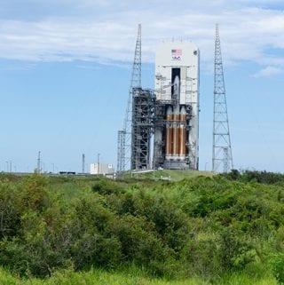 NASA Parker Solar Probe Launch