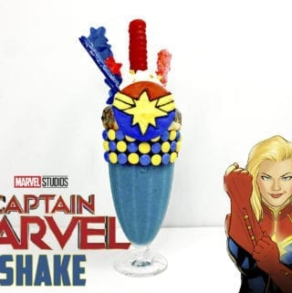 Captain Marvel Extreme Shake