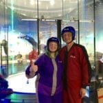 New Date Night Experiences – Indoor Skydiving