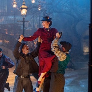 New Trailer for Mary Poppins Returns