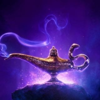 First Look at Aladdin