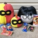 DIY Incredibles Pumpkins