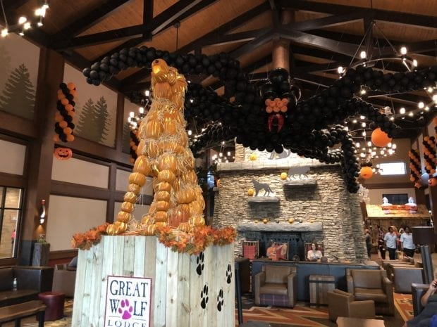 Great Wolf Lodge Georgia Howl-O-Ween