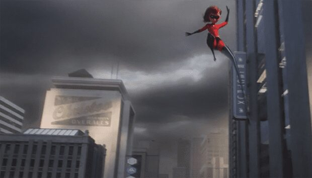Incredibles 2 Signs