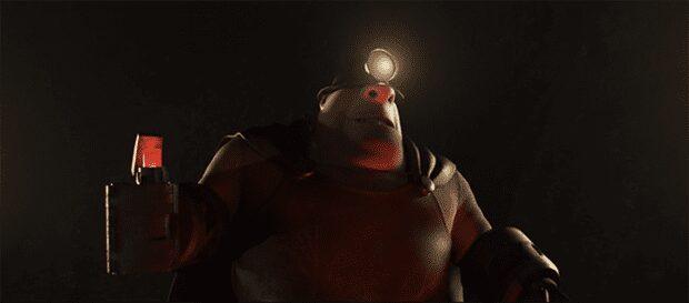 Incredibles 2 Underminer
