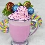 Sugar Plum Fairy Hot Chocolate