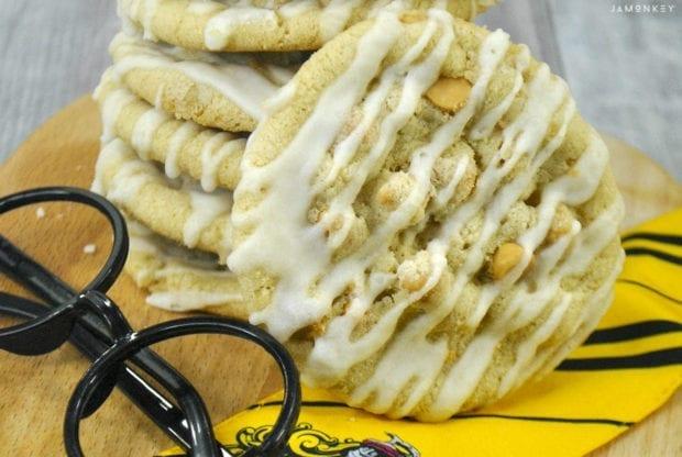 Maple Butterbeer Cookies
