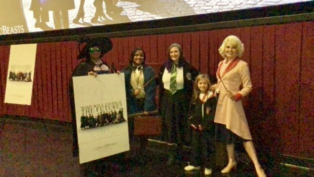 Fantastic Beasts: The Crimes of Grindelwald Fan Screening