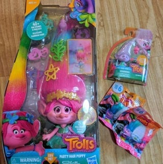 Trolls Prize Pack