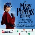 Follow Along For the Mary Poppins Returns Event