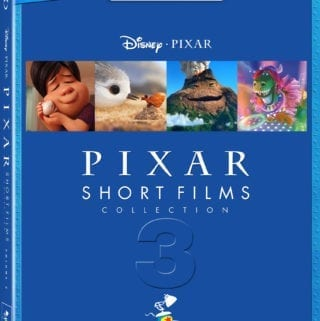 Pixar Shorts Collection 3 – Win a Copy