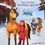 New Season of Spirit Riding Free – Win a Prize Pack