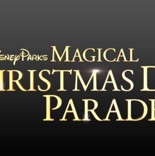 disney christmas parade