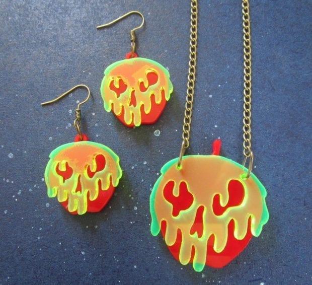 Poison Apple Jewelry