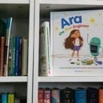 Interview with STEM Author Komal Singh of Ara the Star Engineer