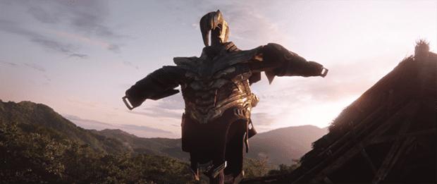 Avengers Endgame Farmer Thanos