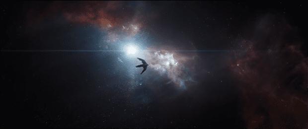 Avengers Endgame Space