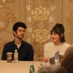 Ben Whishaw and Emily Mortimer Interview for Mary Poppins Returns